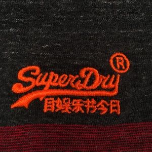 Superdry Classic Jersey Polo shirt men's small